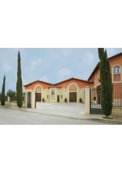 Bodega Pastor Diaz in Aldeanueva de Ebro