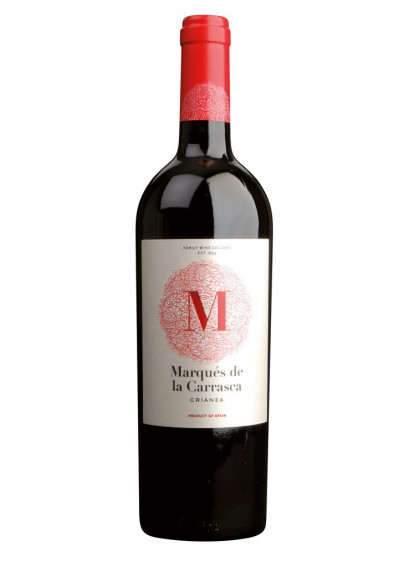 Tempranillo Marques Carrasca
