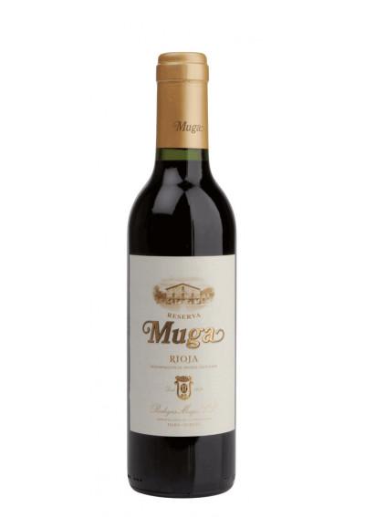 Muga Reserva halbe Flasche