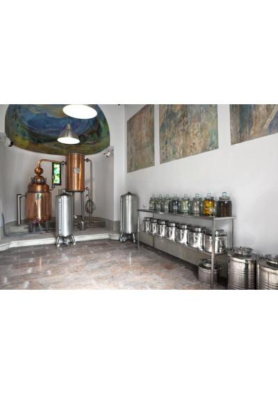 Gin Mare Destillerie