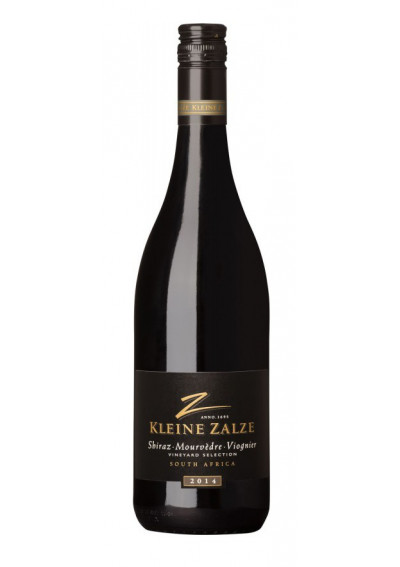 Shiraz Mourvedre Viognier 2014 Kleine Zalze Vineyard Selection