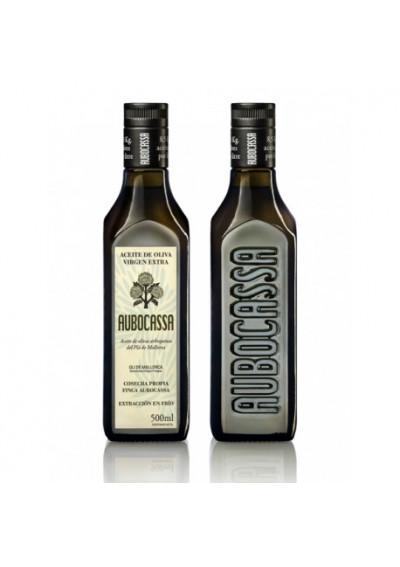 Aubocassa Olivenöl Kaltgepresst Extra Virgen