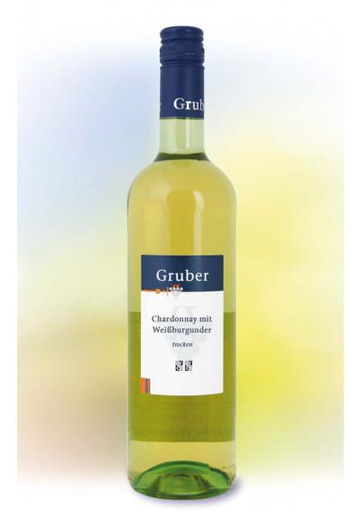 Chardonnay mit Weißburgunder 2016