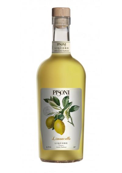 Limoncello (Grappa mit Zitrone)