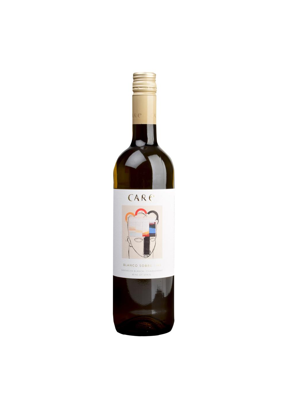 Blanco sobre lias - Weißwein auf der Hefe.