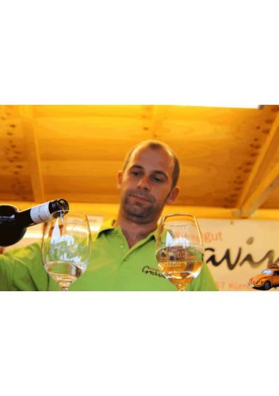 Jochen Grahm vom Weingut Gravino