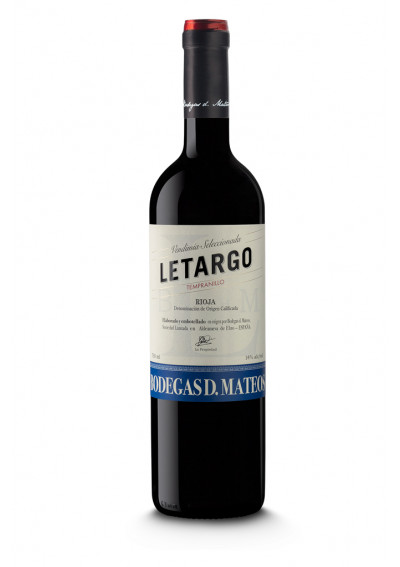 Tempranillo Bodegas Mateos Rioja