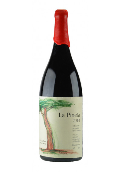 Pinot Nero La Pineta 2016 Cantina Podere Monastero Toskana