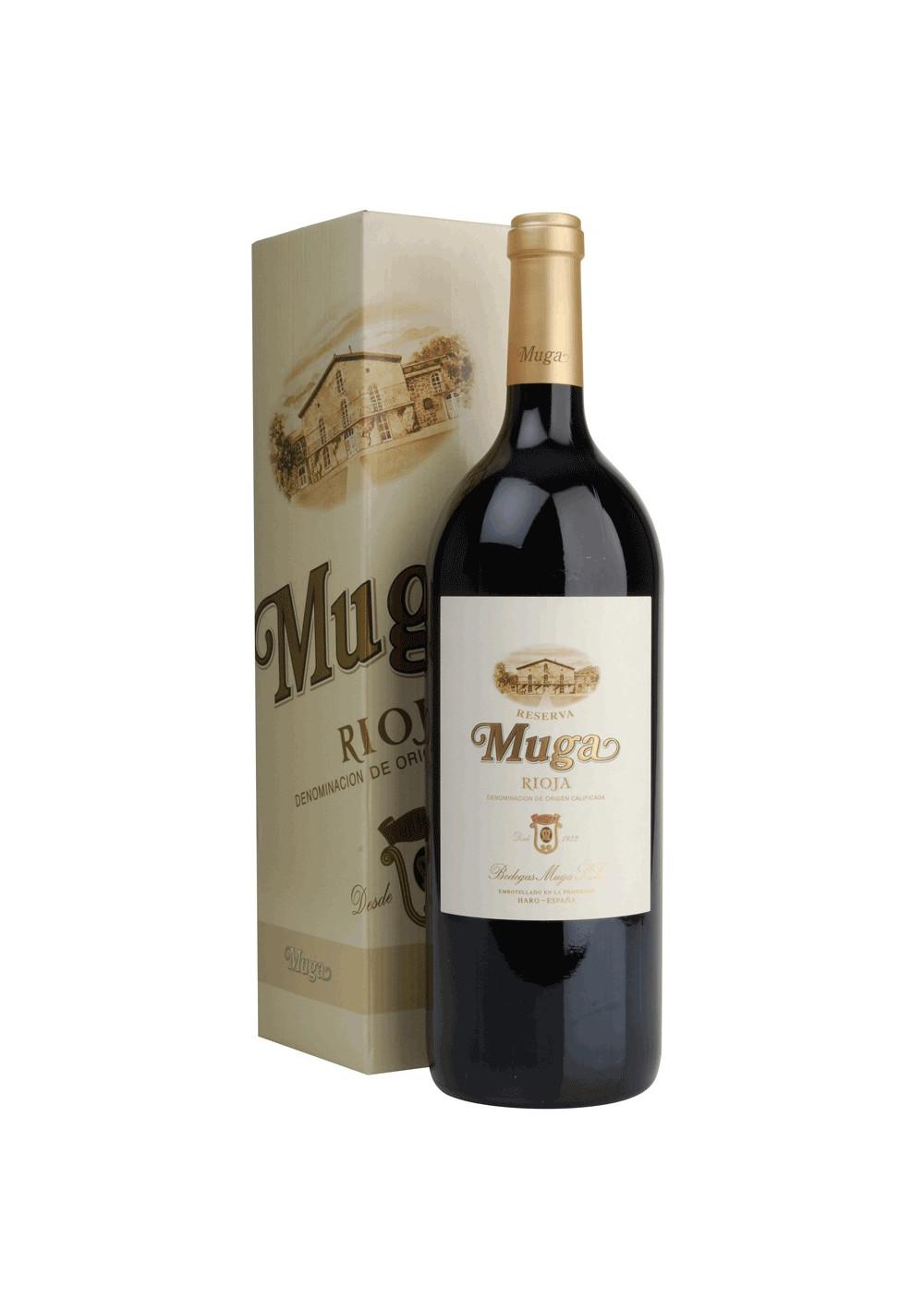 Muga Reserva Magnum 2015
