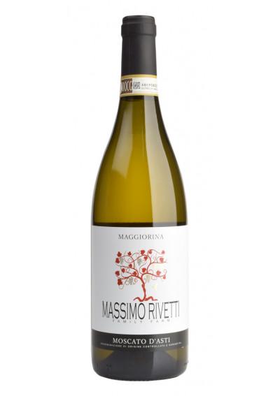 Moscato d'Asti Maggiorino Rivetti 2017