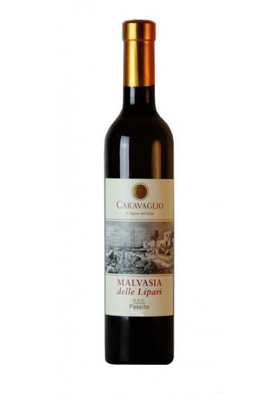 Malvasia delle Lipari Passito 2017 Caravaglio Sizilien