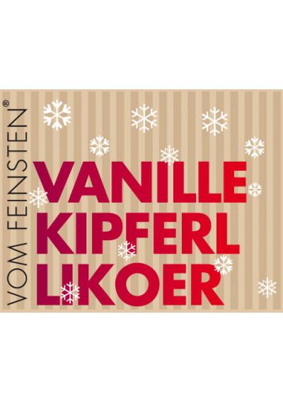 Vanille-Kipferl-Likör vom Feinsten