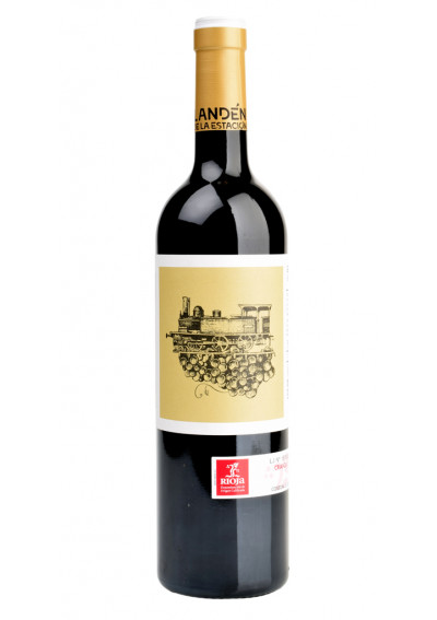Muga Andén de la Estacion. Rotwein aus Haro, La Rioja.