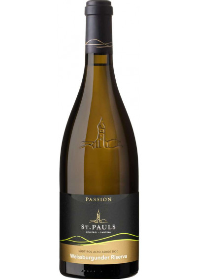 Pinot Bianco Passion Riserva St. Pauls 2016