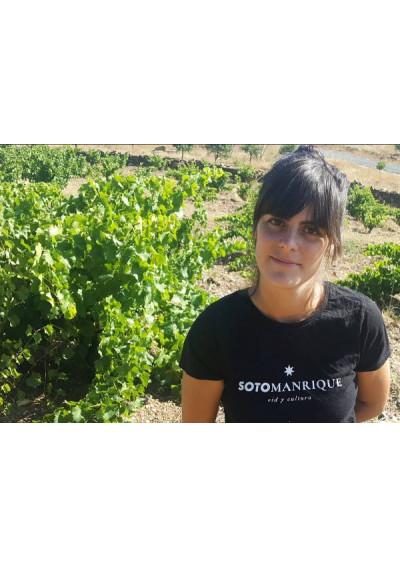Weitgereiste Jungwinzerin Bárbara Requejo bringt frischen Wind in das Weingut