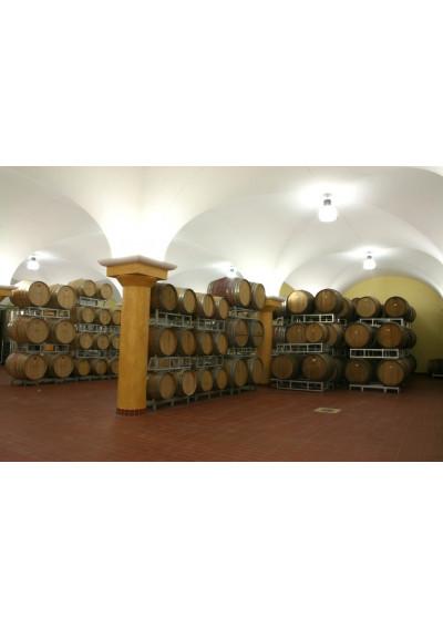 Im Weinkeller der Azienda Agricola Stefano Accordini